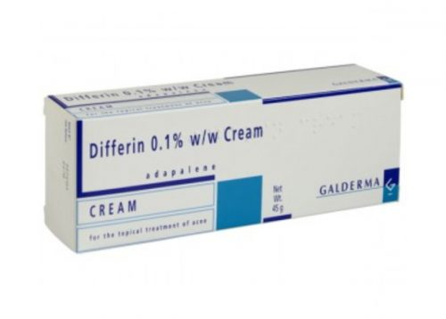 differin cream